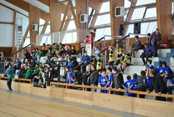 Tournoi U 13 - SAINT GERMAIN DU CORBÉÏS