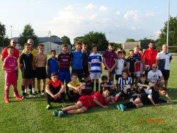 U15 fin de saison - ASG Football - Amis Sportifs Guillaumois