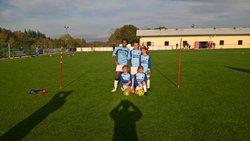 LES FILLES EN PLATEAU A CHILLY - Association Sportive du LAC BLEU