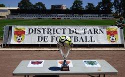 Match de Coupe d'Occitanie Dimanche 24 Septembre à Lagarrigue 15 H