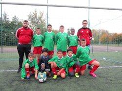 Coupe Nationale Pitch: Roanne Portugais U13 - Ouches FC U13 - ASL PORTUGAIS DE ROANNE