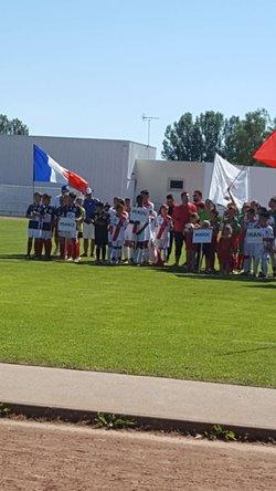 """Coupe du Monde des jeunes U13 """"Benjamins du Monde en Roannais"""" - ASL PORTUGAIS DE ROANNE"""