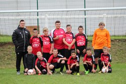 U13 ASM 2 - Amiens SC 4 - Association sportive municipale RIVERY