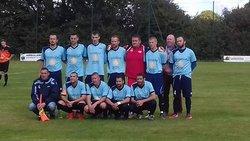 Equipe A saison 2016/2017. - Association Sportive de MARTINVAST