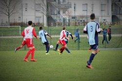 Match U19 contre le trait à domicil (3-0) - A.S.Madrillet Château Blanc