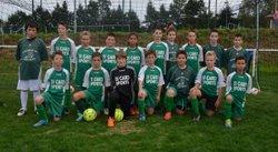 Equipe U13 - ASSOCIATION SPORTIVE DE MOISSEY