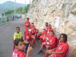 TOURNOI U11 BAR SUR LOUP - association sportive des moulins