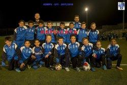 U11 - AS MONTARNAUD FOOTBALL