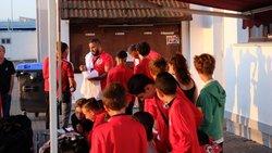 Tournoi U13 à Vitry-le-François - ASSOCIATION SPORTIVE MUSAU