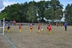 Journée d'accueil U11 à St Sulpice - AS Nord-Est-Creuse