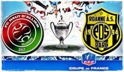 Coupe de France 2017 - Roanne AS PARC