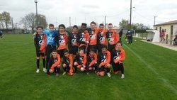 U14 2014-2015 - A. S. PREUX ST-HERBLAIN