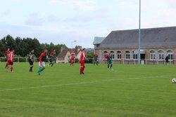 AS Querqueville A - PLO A (Match amical) - AS QUERQUEVILLAISE FOOTBALL