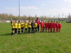 Tournoi école de foot(4) - ASSOCIATION SPORTIVE QUERRIEU PONT-NOYELLE