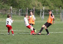 AS RAEDERSHEIM U13 B - EVV PFAFFENHEIM 4 U13 B 9-2 - Association Sportive RAEDERSHEIM