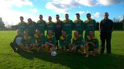 ASS B - TRANS FC (22 11 2015) - Association Sportive Sulpicienne