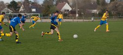 Nevers foot (C)/Saint-Benin du 23 mars 2014 - Association Sportive Saint-Benin
