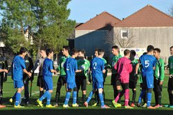 18 ANS   ASSG-BEFFES ST LEGER  5-0   LE 27-11-16 - ASSOCIATION SPORTIVE DE SAINT GERMAIN DU PUY