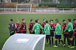 18 ANS     AS ST GERMAIN - st amand   2-1   le  03-12-16   ils montent en élite - ASSOCIATION SPORTIVE DE SAINT GERMAIN DU PUY
