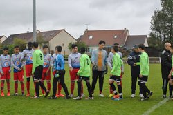 U 15 série B  AS ST GERMAIN-VIERZON FC(2)   5-0    LE 30-04-16 - ASSOCIATION SPORTIVE DE SAINT GERMAIN DU PUY