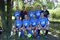 """Photos équipes 3ème tournoi vétérans """"Alain Predo"""" - AS SALBRIS FOOTBALL"""