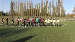 U19 à St Barth contre St Romain de Surieu    (coupe) - AS ST BARTHELEMY DE VALS