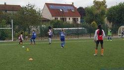 1er plateau inter-club féminin ST MARTIN SUR LE PRE 1er octobre 2016 - Association Sportive de Saint-Brice Courcelles