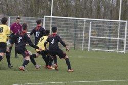 ASSL U18 1-2 ST Philbert de Gd Lieu - AS Sud Loire Football