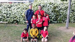 TOURNOI U8 BONNEVEINE 2014 - Association Sportive Sainte Marguerite