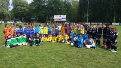 tournoi u9 objat - Association Sportive de Saint-Viance
