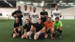 Encore un foot salle avec ST Victor belle victoire - Association sportive de Saint Victor de malcap