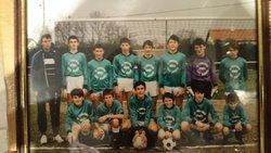 cadet asv 1987-1988 - Association Sportive de Valanjou