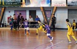 2ème tour coupe Futsal U11 - AS VARENNES LE GRAND