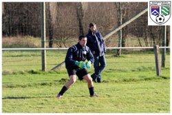 07-12-2014 - FC Saint Angel / AS Vitrac Corrèze - Championnat - ASSOCIATION SPORTIVE VITRAC CORREZE