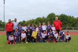 Trophée de l'Erdre 2017 : match contre le Toulouse FC - Alliance Sportive Valensole Gréoux