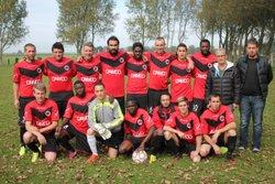 Match championnat Elbeuf 2015/2016 - ATSCAF le Havre