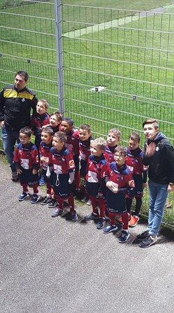 Escorts-Players de Clermont-Nancy pour les débutants Aulnatois