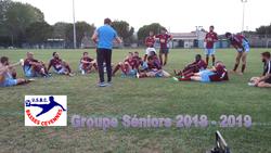 Saison 2018 2019 ..... C'est parti !!........... - union sportive basses cevennes