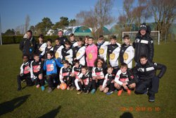U 11 de Berck et ceux d'Etaples - AS BERCK FOOTBALL