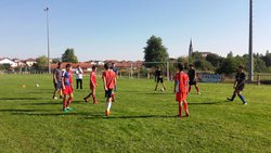 U13 /U15    ...24 Septembre 2016 - BIDACHE SPORT FOOTBALL