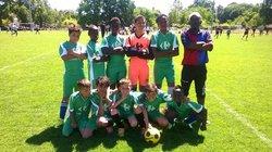 photo équipe u13 - BORDEAUX ATHLETIC CLUB