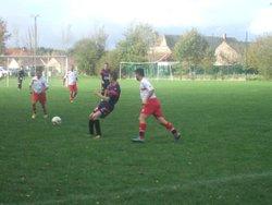 22-10-17 FCBO B à Pleure - FOOTBALL  CLUB    BRENNE-ORAIN