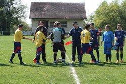 FCBO vs Olympique Montmorot - FOOTBALL  CLUB    BRENNE-ORAIN
