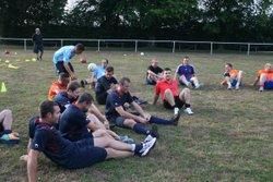 C'est reparti pour la saison 2015/16 au FC Brenne-Orain  (1er entrainement) - FOOTBALL  CLUB    BRENNE-ORAIN