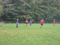 01-10-17 FCBO A à Sellieres contre Macornay A - FOOTBALL  CLUB    BRENNE-ORAIN