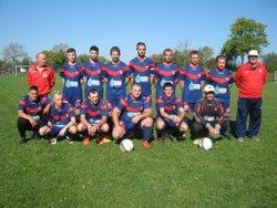 15-10-17 FCBO B à Bersaillin contre Chapelle Voland - FOOTBALL  CLUB    BRENNE-ORAIN