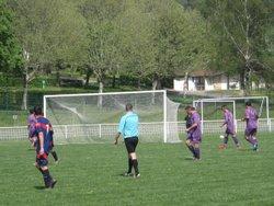 22-04-18 FCBO B à Arbois contre Triangle d'Or Jura 3 N°3 - FOOTBALL  CLUB    BRENNE-ORAIN