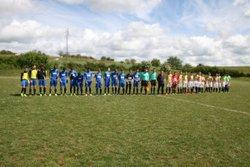 Exit de la coupe pour les U 18 - FOOTBALL  CLUB    BRENNE-ORAIN