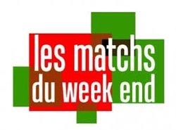 LES MATCHS DU WEEK-END (21/22 avril)