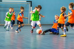 U5 éveil sportif futsal - BREST Football Club